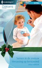 Samen in de sneeuw ; Verrassing op kerstavond - Sarah Morgan (ISBN 9789461703910)