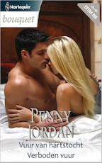 Vuur van hartstocht; Verboden vuur - Penny Jordan (ISBN 9789461991591)