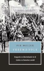 Vreemd volk - Fik Meijer (ISBN 9789025304416)