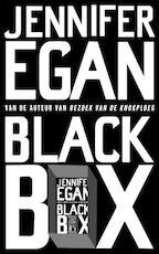 Black box - Jennifer Egan (ISBN 9789029592123)