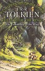 Lord of the rings (01): fellowship of the ring - J.J.R. Tolkien (ISBN 9780261102354)