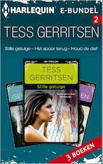 Tess Gerritsen 2 - Tess Gerritsen (ISBN 9789461996466)