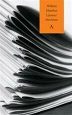 Lijmen / Het Been - Willem Elsschot (ISBN 9789025311612)