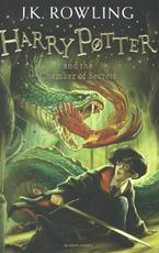 Harry Potter and the Chamber of Secrets - J K Rowling (ISBN 9781408855904)
