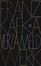 Verzameld werk - Franz Kafka (ISBN 9789025368739)