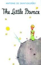 The little prince - Antoine de Saint-exupéry (ISBN 9780749707231)