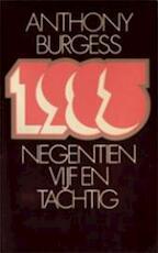 1985 - Anthony Burgess, Sjaak Commandeur, Rien Verhoef (ISBN 9789029508094)