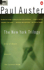 The New York Trilogy - Paul Auster (ISBN 9780140131550)