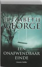 Een onafwendbaar einde - Elizabeth George (ISBN 9789022995280)