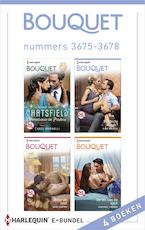 Bouquet e-bundel nummers 3675-3678 - Carole Marinelli (ISBN 9789402515435)