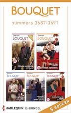 Bouquet e-bundel nummers 3687-3691 - Maya Blake (ISBN 9789402515886)