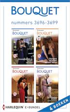 Bouquet e-bundel nummers 3696-3699 - Abby Green (ISBN 9789402516340)