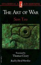 Art of War - Sun-tzu, Thomas F. Cleary (ISBN 9780877734529)
