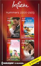Intiem e-bundel nummers 2200-2203 - Sarah M. Anderson (ISBN 9789402516999)