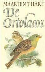 De Ortolaan - Maarten 't Hart (ISBN 9789070066451)