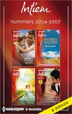 Intiem e-bundel nummers 2204-2207 - Jules Bennett (ISBN 9789402517408)