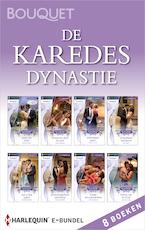 De Karedes Dynastie (8-in-1) - Sandra Marton (ISBN 9789402523799)