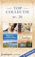 Topcollectie 26 (9 verhalen) - Sarah Morgan (ISBN 9789402523676)