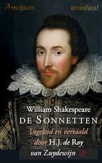 De sonnetten - William Shakespeare (ISBN 9789029510196)
