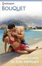 Siciliaanse liefde - Sarah Morgan (ISBN 9789402523980)