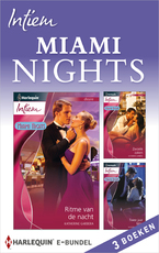 Miami Nights (3-in-1) - Katherine Garbera (ISBN 9789402524512)