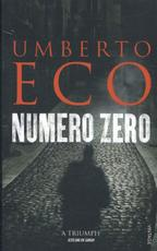 Numero Zero - Umberto Eco (ISBN 9781784701833)