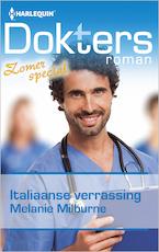 Italiaanse verrassing - Melanie Milburne (ISBN 9789402524673)