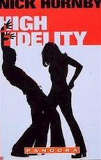High fidelity - Nick Hornby (ISBN 9789025416690)