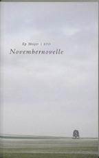 Novembernovelle - E. Meijer