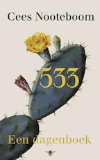 533 - Een dagenboek - Cees Nooteboom (ISBN 9789023498209)