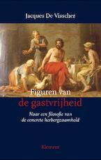 Figuren van de gastvrijheid - Jacques de Visscher (ISBN 9789086871865)