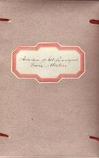 Avonden op het Landgoed [Bibliofiele uitgave] - Erwin Mortier
