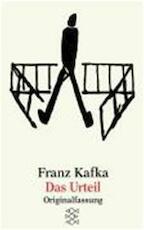 Das Urteil - Franz Kafka (ISBN 9783596200191)