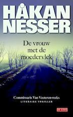 Vrouw met de moedervlek - Håkan Nesser (ISBN 9789044529791)