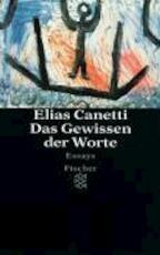 Das Gewissen der Worte - Elias Canetti (ISBN 9783596250585)