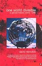 One World Divisible - David Reynolds (ISBN 9780140295108)