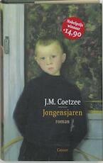 Jongensjaren - John Maxwell Coetzee (ISBN 9789059360723)