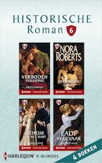 Historische roman e-bundel 6 (4-in-1) - Nicola Cornick (ISBN 9789402526455)