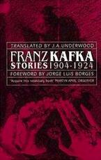 Stories, 1904-24 - Franz Kafka (ISBN 9780349106595)