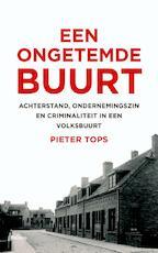 Een ongetemde buurt - Pieter Tops (ISBN 9789460035104)