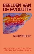 Beelden van de evolutie - R. Steiner (ISBN 9789072052070)