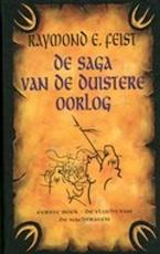 Duistere Oorlog / 1 De vlucht van de nachtraven - R. E. Feist (ISBN 9789024529315)