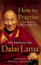 How to Practise - Jeffrey Hopkins (ISBN 9780712630306)