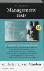 Alles over management tests - J.J.R. van Minden (ISBN 9789025415976)