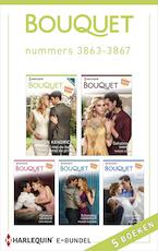 Bouquet e-bundel nummers 3863 - 3867 (5-in-1) - Melanie Milburne (ISBN 9789402529753)