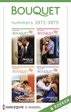 Bouquet e-bundel nummers 3872 - 3875 (4-in-1) - Cathy Williams (ISBN 9789402530223)