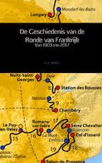 De Geschiedenis van de Ronde van Frankrijk - H.V. Anderz (ISBN 9789402165531)