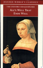 All's Well that Ends Well - William Shakespeare (ISBN 9780192836045)