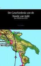 De Geschiedenis van de Ronde van Italië - H.V. Anderz (ISBN 9789402166187)