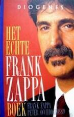 Het echte Frank Zappa boek - Frank Zappa, Peter Occhiogrosso, Joost van Der Meer (ISBN 9789060749470)